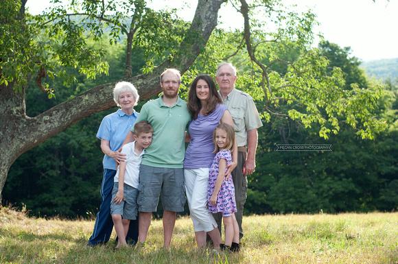 family portraits, williamstown, berkshires